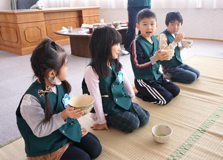 茶道教室写真